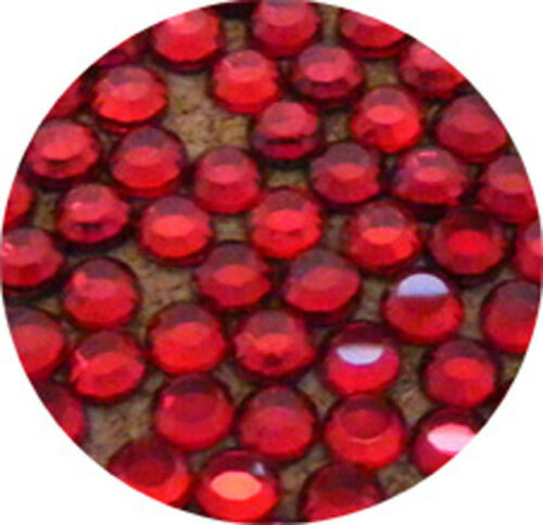 2000 x SS6-2mm Crystal Hotfix Rhinestones 30 Colours or 1000 FREE POSTAGE