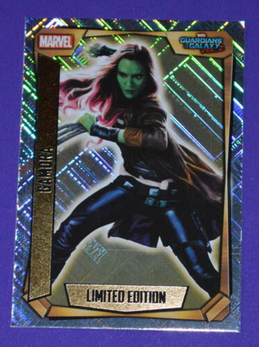 Topps 2017 MARVEL MISSIONS TCG Guardians of the Galaxy Limited Edition cards