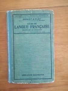 MAQUET-ET-FLO-Cours-de-langue-francaise-primaire-superieur-16eme-edition-1920