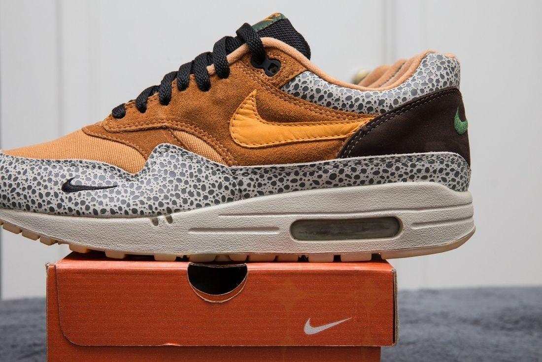 Nike air max 1 b atmos safari 2003 ds