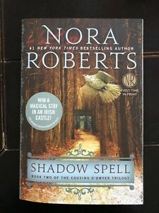 Shadow Spell (Cousins ODwyer Trilogy, Book 2)