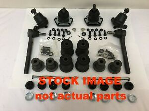 1960 - 1963 Ford Falcon Performance POLY Suspension Rebuild Kit Front End