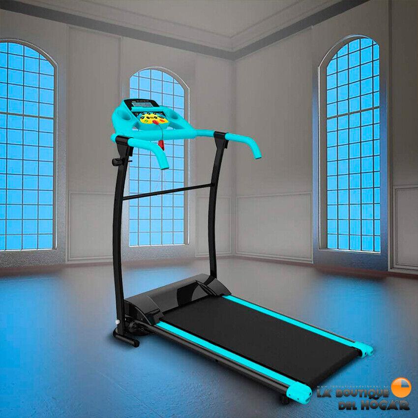 Cinta Andadora plegable motorizada con pantalla LCD Modelo Speed Runner Vida 10