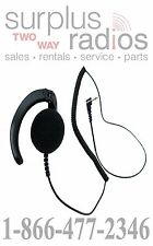 NEW LISTEN ONLY EARPIECE FOR KENWOOD SPEAKER MICS WITH 2.5MM AUDIO JACK