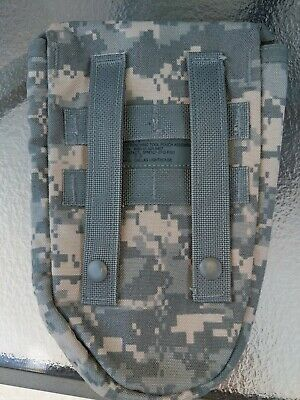 8465-01-524-8407 VGC Molle ACU ETool Entrenching Tool Carrier Cover Case Pouch
