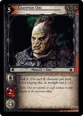 LOTR TCG Gimli Son of Gloin 0P12 FOIL Promo NEAR MINT