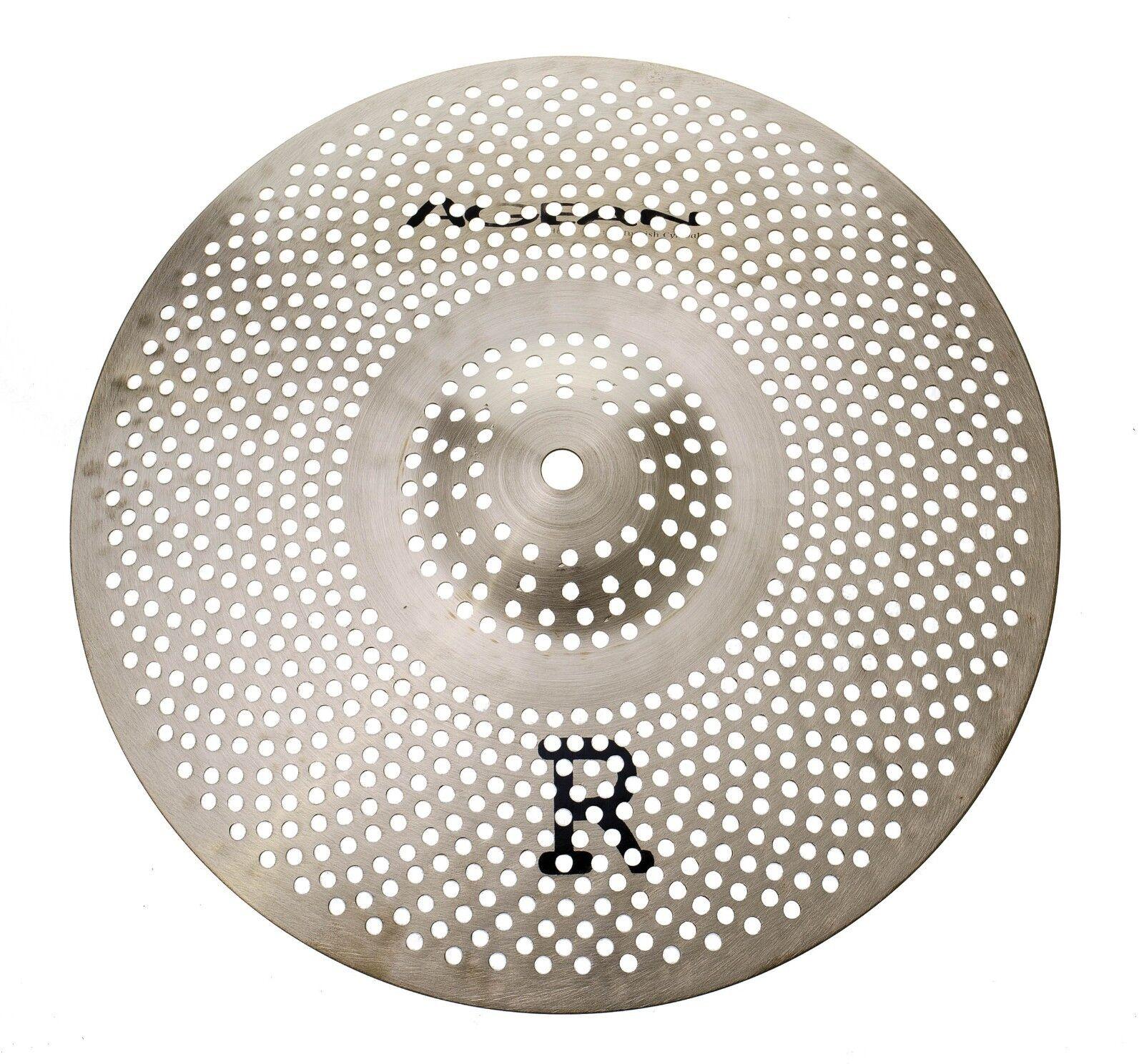 Agean Cymbals R Series 18-inch Low Volume Crash  R-CRS18
