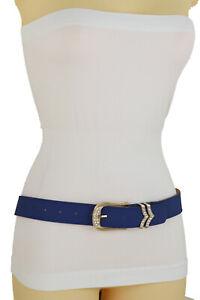 Cinturón para Dama Moderno Elástico Hip Cintura Alta Plateado Negro Leopardo Big