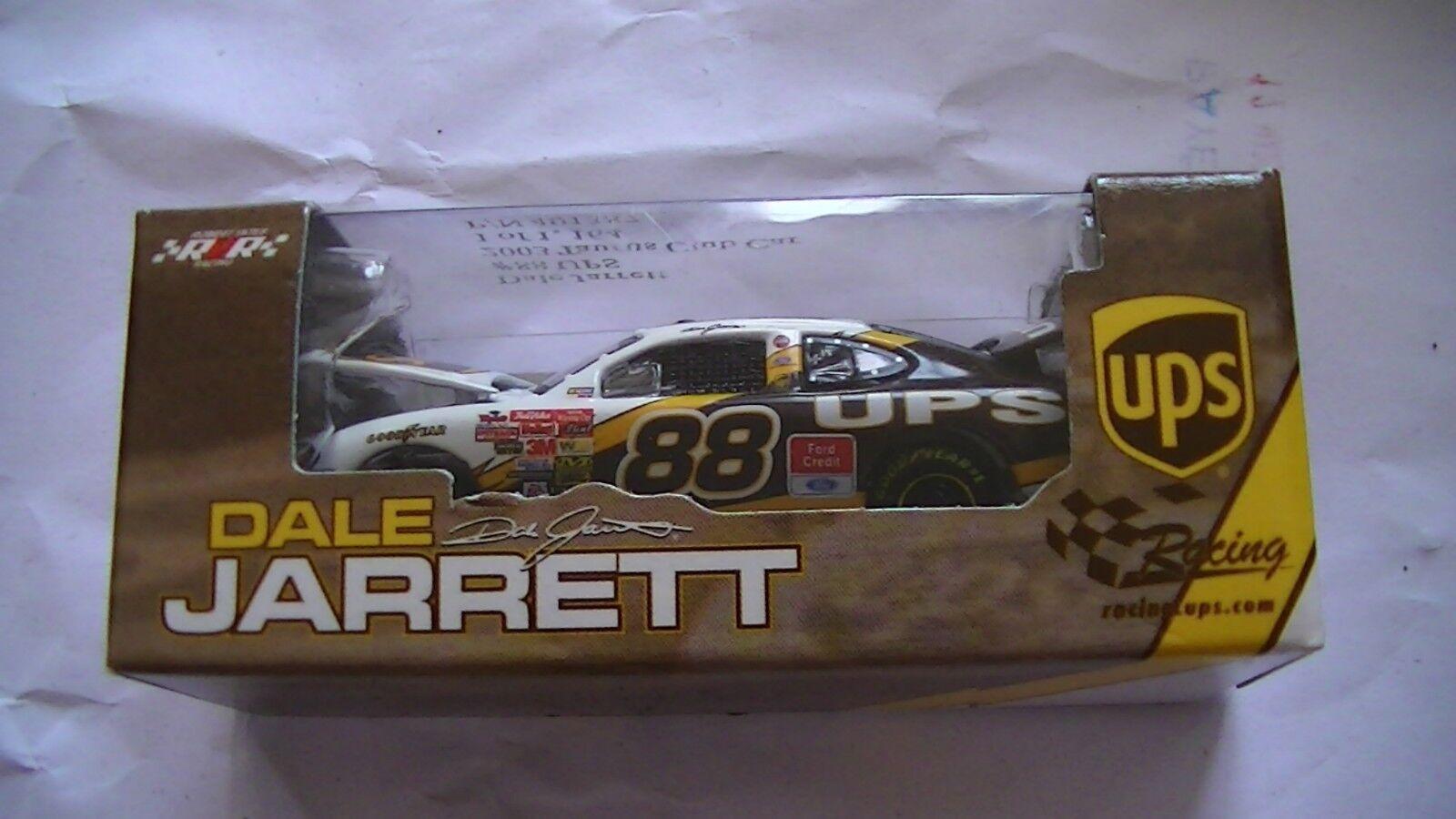 Voiture neuve nascar course rallye 1 64 Dale Jarrett Edition limitée 1 1164