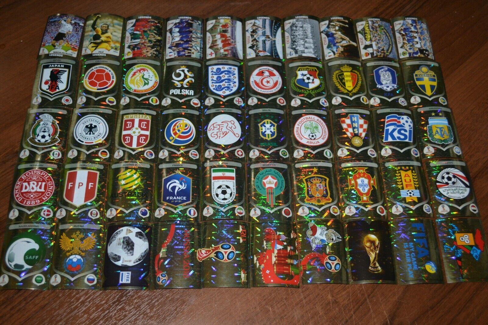 PANINI FIFA WORLD CUP-GERMANY 2006 #360-CZECH REPUBLIC TEAM BADGE-SILVER FOIL