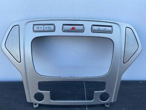 Ford-Mondeo-MK4-Centro-Dash-Trim-Radio-E-Riscaldamento-Surround