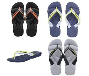 487c373102df80 Image is loading Havaianas-Men-Brazilian-Flip-Flops-Power-Sandals-All-