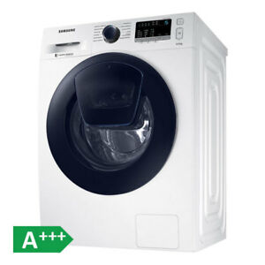 samsung ww90k44205w eg waschmaschine 9kg a addwash 1400u min ebay. Black Bedroom Furniture Sets. Home Design Ideas