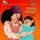 The Big Comfy Couch: Hello Molly! : A Book about Friendship by Time-Life Books Editors (1999, Hardcover)