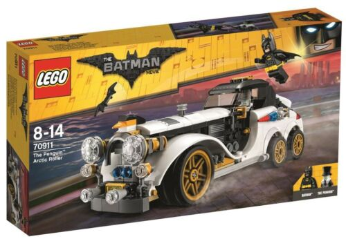 The Lego Batman Movie The Penguin Arctic Roller 70911 NEW FREE Signed Delivery