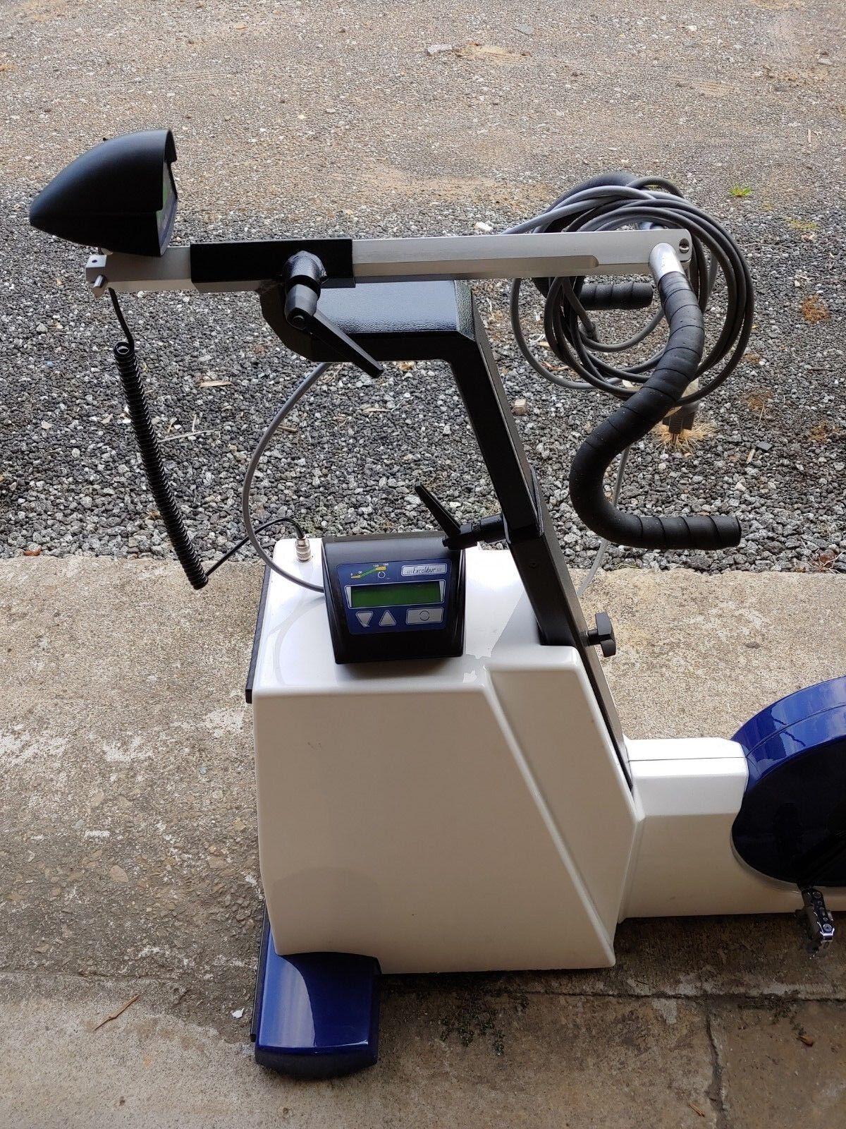 Lode Excalibur Sport 911905 Exercise Bike Fitness Test Ergometer