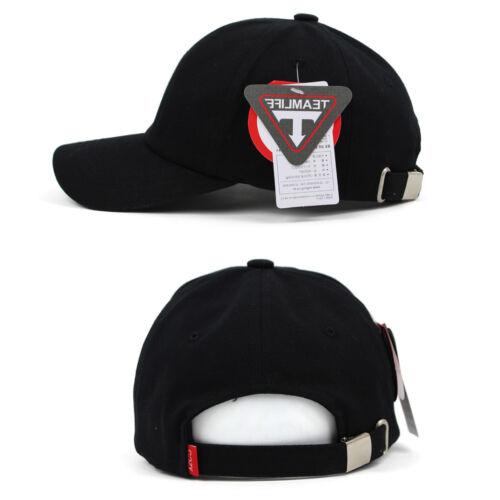 XL~2XL 60~63Cm Unisex Mens Urban VII 7 Panels Baseball Cap Adjustable Hats