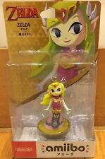 Amiibo Zelda The Legend of Zelda The Wind Waker Nintendo 3DS japan figure new
