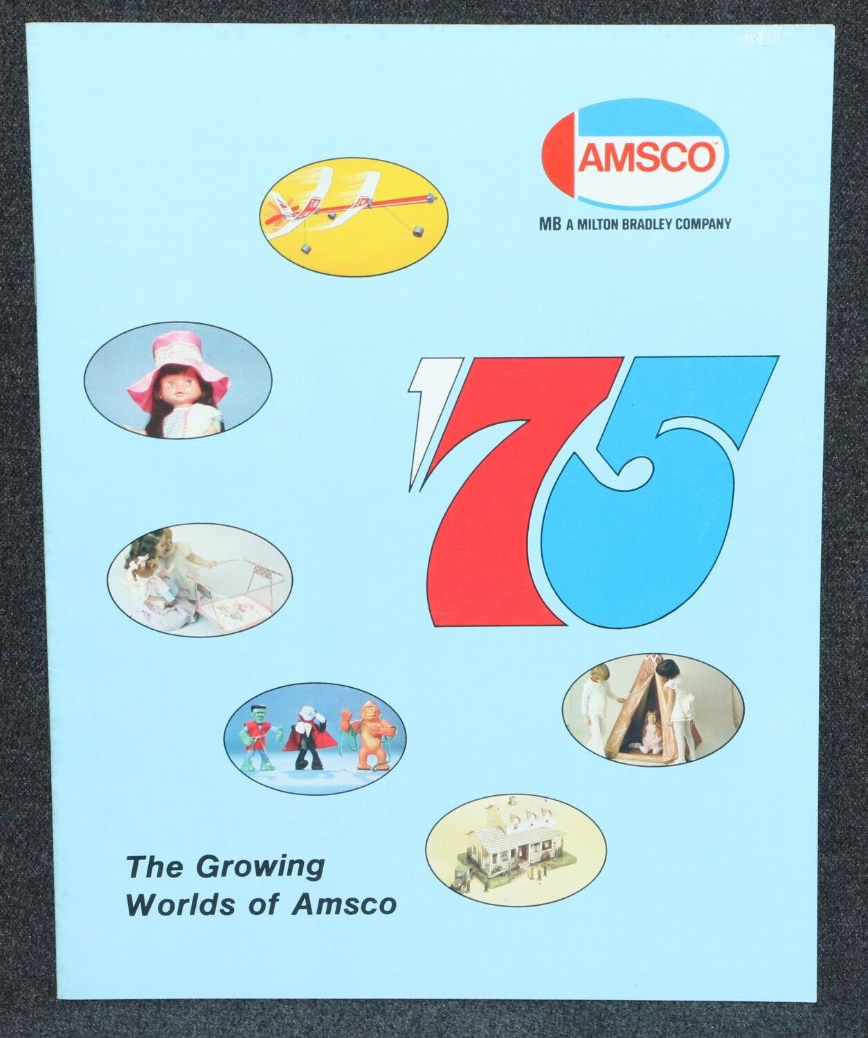 Amsco Toys 1975 Dealer Catalog Planet of the Apes Playset Pink Panther
