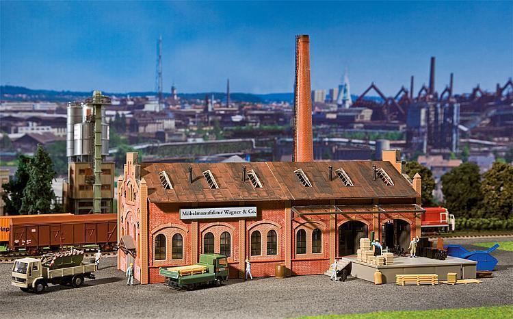 Faller H0 130978 fabbricazione di mobili Wagner & Co. NUOVO