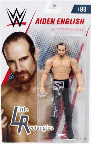 Sealed Basic Series 90 WWE Figures Mattel Brand New