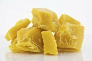Greek-Bee-Wax-100-Pure-Organic-Unrefined-50-400gr-Cretan-Beekeeper
