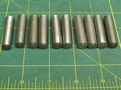 M10 X 40 TAPER DOWEL PINS TAPER 10 MM X 10.8 MM (QTY 4) #56847