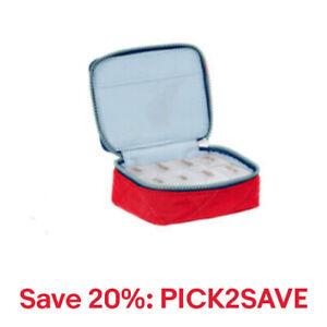 baggallini TSA Friendly Nylon Travel Pill Case, Mult. Colors, 20% off: PICK2SAVE
