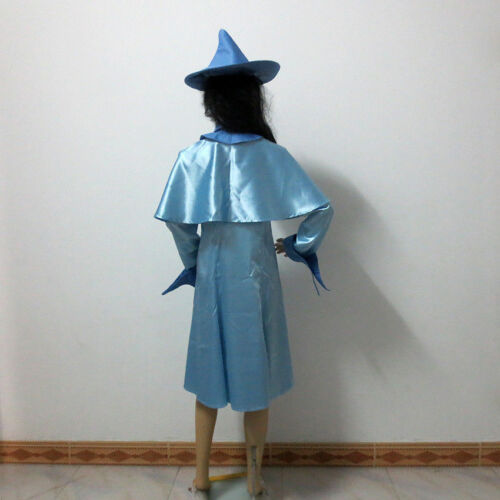 Hot!Fleur Isabelle Delacour Cosplay Costume Custom Made AA.1066