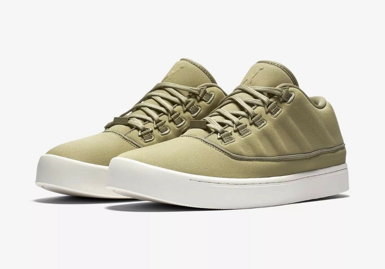 Nike Jordan Westbrook 0 Mens Sz 10.5 Shoes Zero Olive Green Low 850772 203