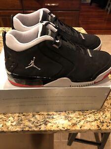Air Details Shoes Fund Black Metallic Nike Grey 310003 zu Red 10 Silver Size Jordan Big 5 hrQCtsdx