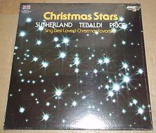 Sutherland/Tebaldi/Price CHRISTMAS STARS - London OS 26408 SEALED