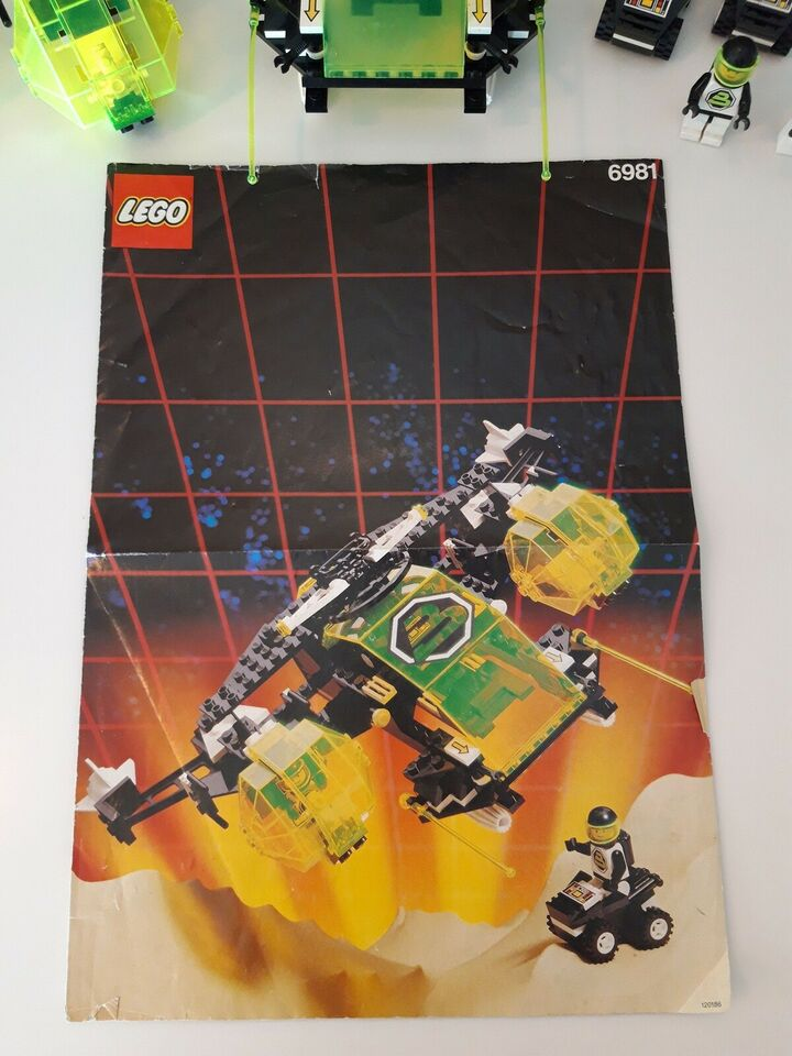 Lego Space, 6981