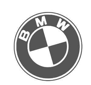 vinilo de corte logo bmw marca coche emblema sticker. Black Bedroom Furniture Sets. Home Design Ideas