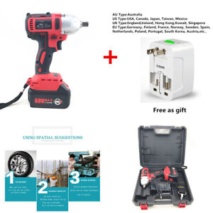 360n-m-68V-Brushless-Electric-Impact-w-Universal-Adaptor-ELECTRIC-IMPACT-WRENCH