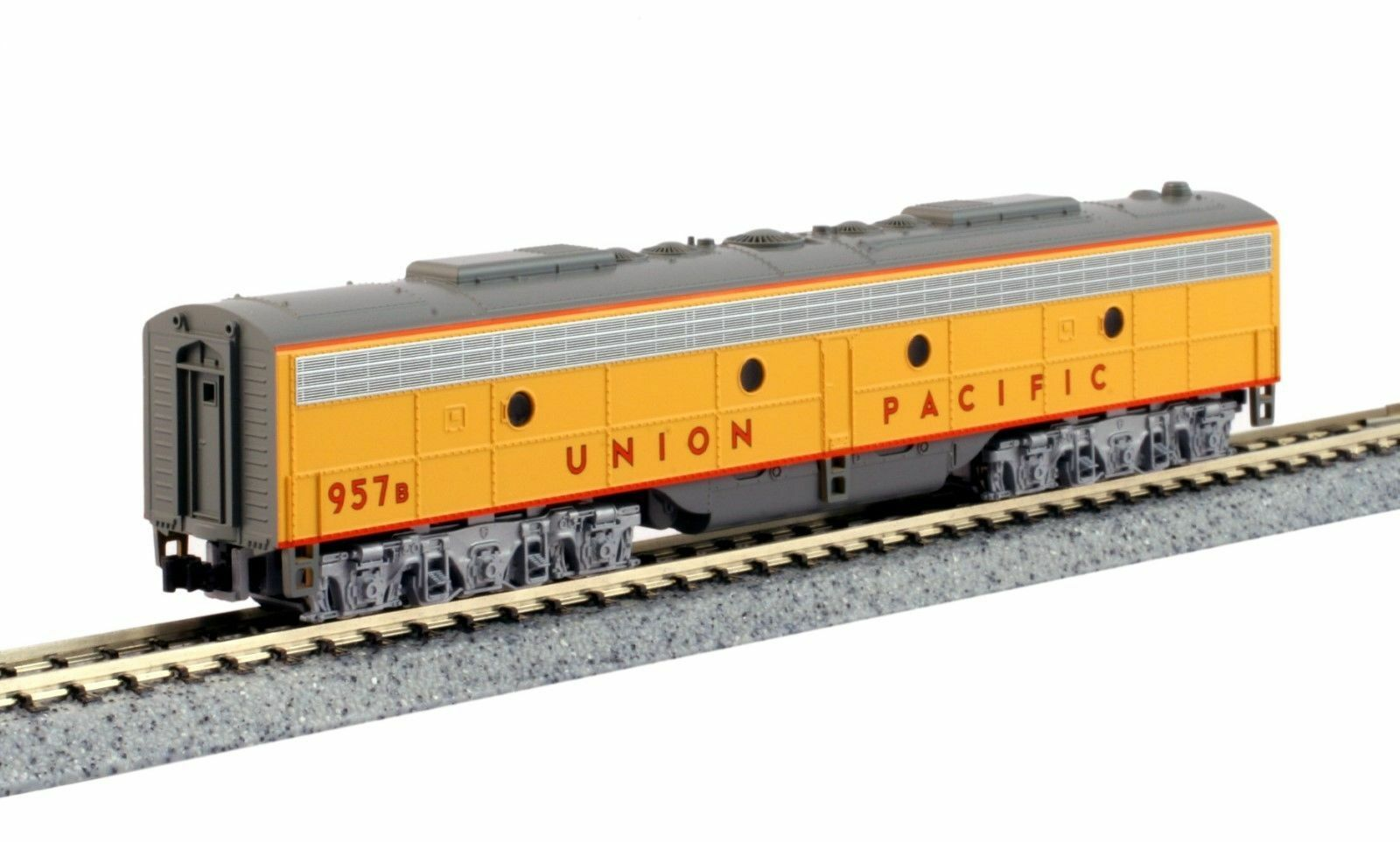 KATO 1765354DCC E9B E9 N Locomotive Union Pacific UP 957B w DCC 176-5354-DCC