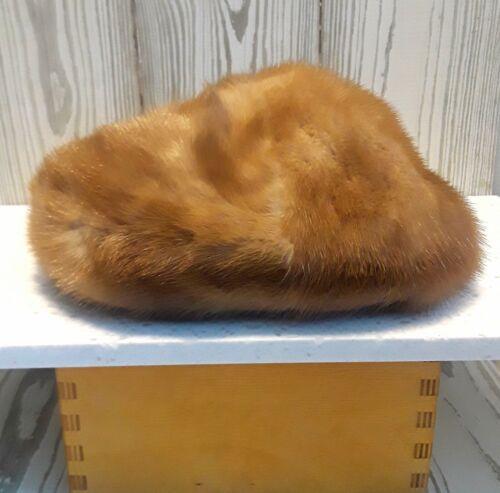 Vintage Ladies Fur Hat Designed by Lora Women's