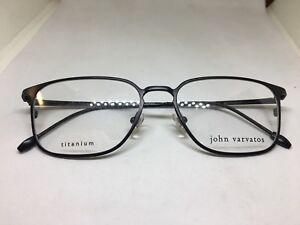 b2afdb7531b Image is loading John-Varvatos-V151-Eyeglasses-Frames-Free-Shipping