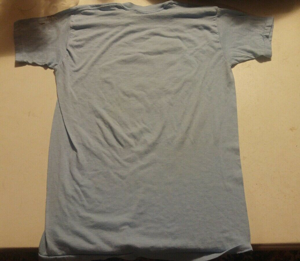 000 VTG Official Company Lover Line Forms To the Left Shirt Large 42-44 Devknit