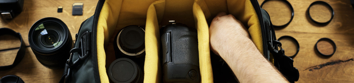 Shop Event Pre-owned DSLR Bags and Backpacks Pre-owned Lowepro, Manfrotto, and more.