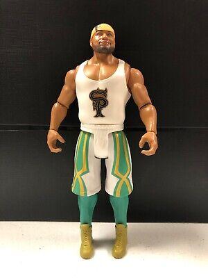 WWE Lucha Libre FIGURAS MATTEL Street beneficios Montéz Ford /& Angelo Dawkins #108