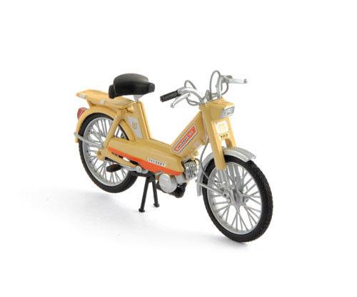 miniature cyclomoteur mobylette Peugeot 103 L 1972 Beige NOREV 182048  1/18eme