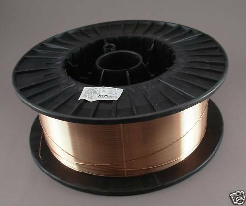 "10 lb Roll  ER70S-6 .035/"" Mild Steel MIG Welding Wire  HTP Quality!"