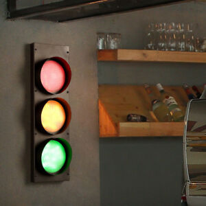 Industrial-Traffic-Signal-Wall-Lamp-LED-Wall-Light-Restaurant-Foyer-Wall-Sconce
