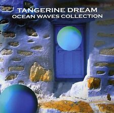 Ocean Waves Collection - Tangerine Dream (2010, CD NEUF)