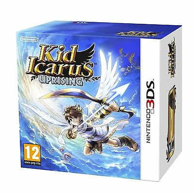 Kid Icarus: Uprising (Nintendo 3DS, 2012) NEW