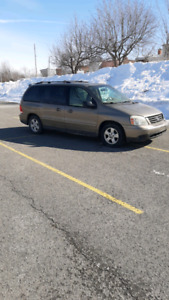 2005 Ford Freestar Sport