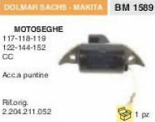 BOBINA ACC A PUNTINE MOTOSEGA DOLMAR SACHS MAKITA 117 118 119 122 144 152 cc