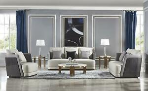 Wohnzimmer Set Hochwertige Designer Couch Polster Garnitur ...