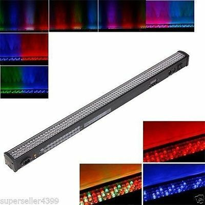 Sale New 320 10mm DJ LIGHT RGB DMX WALL BAR STAGE WASH PARTY SHOW 4 Digital LED